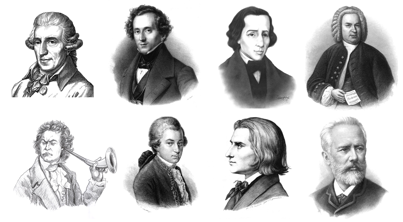 composers together