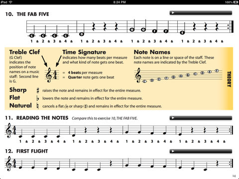 example of music in essential elements